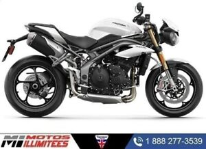 2018 Triumph Speed Triple S ABS 0% pendant 36 mois