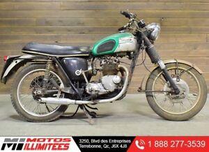 Triumph T100  1970