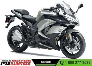 2018 Kawasaki Ninja 1000 ABS Garantie Kawasaki plus 1 an