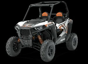 2018 Polaris Industries RZR® S 1000 EPS - White Lightning