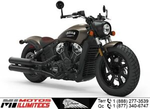 Indian Scout Bobber ABS  2019
