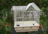 White Bird Cage - Very Good Condition - Asking $75.00 OBO