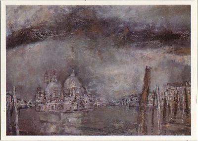 Alte Kunstpostkarte - Karl-Erich Müller - Venedig
