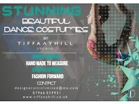 BESPOKE FREESTYLE DISCO DANCE COMPETITION COSTUMES AND SHOW COSTUMES