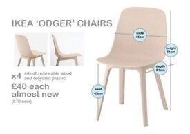 Ikea Odger Chairs 4