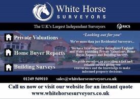 White Horse Surveyors are the UK's largest independent surveyors! Providing Valuations, Home Surveys