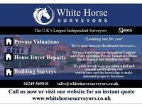 White Horse Surveyors are the UK's largest independent surveyors! Providing Valuations, Home Surveys