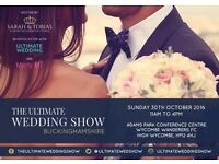 THE ULTIMATE WEDDING SHOW: BUCKINGHAMSHIRE #mybuckswedding