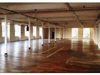 LIGHT INDUSTRIAL/STUDIOS/STORAGE/WORKSHOP FOR RENT in Bolton BL1
