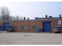LIGHT INDUSTRIAL/STUDIOS/STORAGE/WORKSHOP FOR RENT in Stoke-on-Trent ST6
