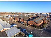 LIGHT INDUSTRIAL/STUDIOS/STORAGE/WORKSHOP FOR RENT in Gateshead NE10