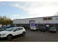 LIGHT INDUSTRIAL/STUDIOS/STORAGE/WORKSHOP FOR RENT in Bellshill ML4