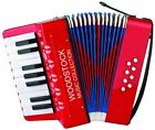 Accordions with 8 Bass Keys