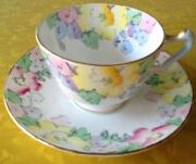 Staffordshire Tea Cup