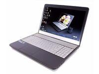 Gaming ASUS N55S Intel i7 -2670QM Quad Laptop ,8GB ram , 500GB hdd +Nvidia GT555