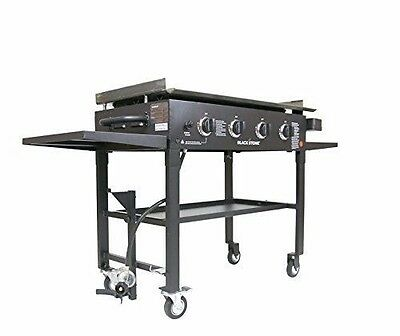 Blackstone 36 inch Outdoor Flat Top Gas Grill Griddle Station - w/ Accessories!