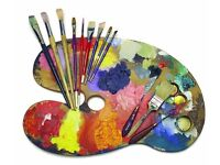 Free Art class for age 8+