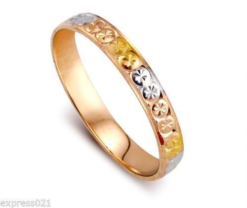 US Gold Coin Ring
