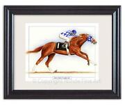 Horse Racing Art