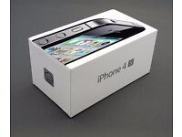 APPLE IPHONE 4S 8GB O2/ GIFF GAFF BRAND NEW SEALED 12 MONTHS APPLE WARRANTY