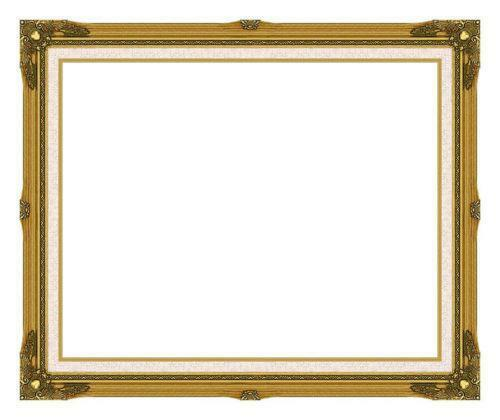 Small Gold Picture Frames Ebay