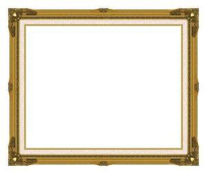 gold picture frame ebay