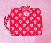Vera Bradley Nantucket Red