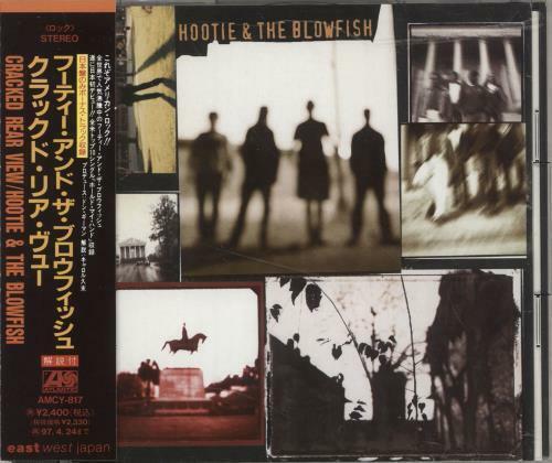 Hootie & The Blowfish Cracked Rear View +5 CD (Japanese Release W/ Bonus Tracks)