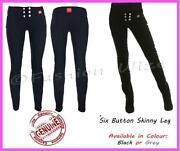 Black School Trousers