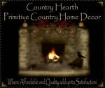 Country Hearth Primitive Home Decor