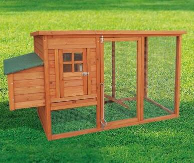 Brand New Large Chicken Coop Rabbit Guinea Pig Hen House Hutch Auburn Auburn Area Preview