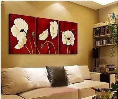 MODERN ABSTRACT HUGE CANVAS ART WALL DECOR OIL PAINTING (no Framed)  on Rummage