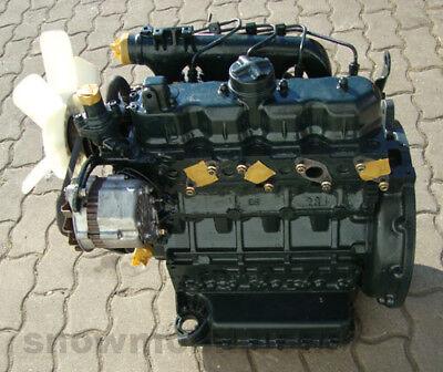 Dieselmotor Motor Kubota V2203 48,1PS 2197ccm gebraucht BHKW Diesel (Kubota Diesel Motor)