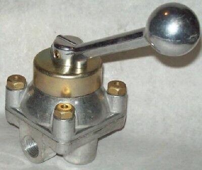 Barksdale Shear Seal Manual Directional Control Valve 9022-mc