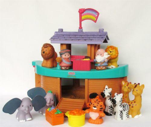 Fisher Price Noah S Ark Ebay