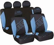 Fiat Punto Sporting Seat Covers