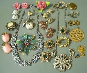 Costume Jewelry Huge Lot Boxes!!
