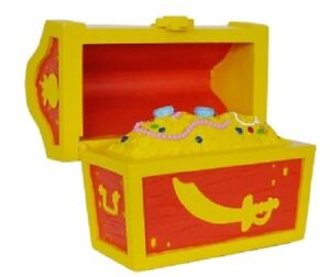 Moneybox-Disney-Jake-and-the-pirates-of-the-country-imagination-14-cm-Trunk