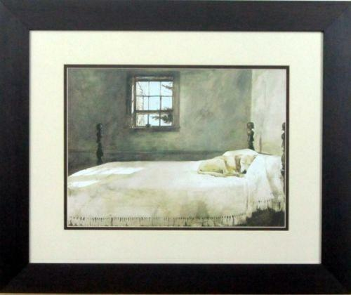 andrew wyeth master bedroom print framed andrew wyeth print framed ebay 20215