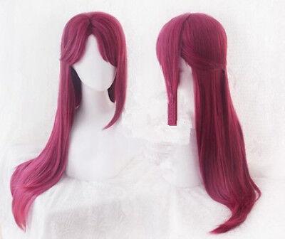 Love Live! Sunshine!! Sakurauchi Riko  Cosplay Costume Red Wig - Halloween Costume Red Wig