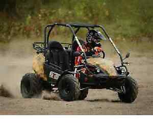 New Polaris/Hammerhead DUNEBUGGIES (go kart, ATV, UTV)