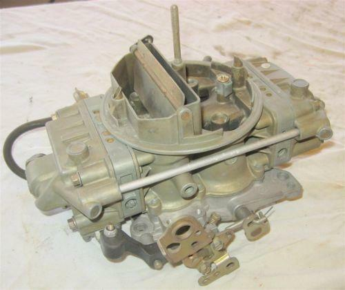 Chevy 4.3 Carburetor