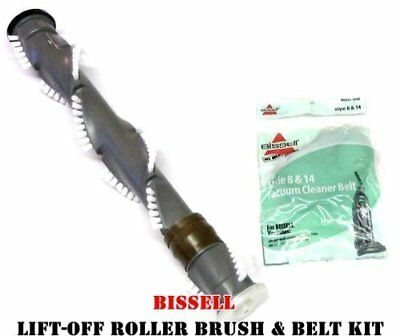 Bissell Lift-Off Cyclonic vacuum Roller Brush and Belt - Bissell Lift Off Brush Roll