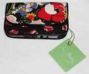 Vera Bradley Poppy Fields Wallet