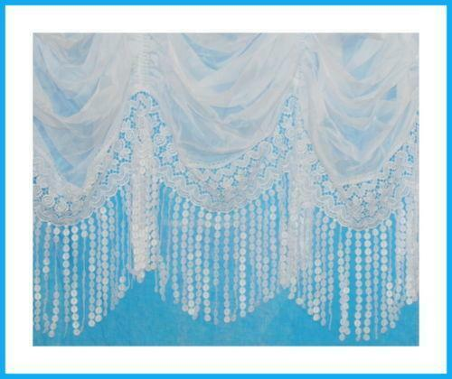Festoon Curtain Ebay