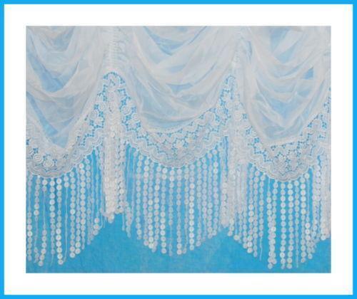 Festoon Curtain Ebay