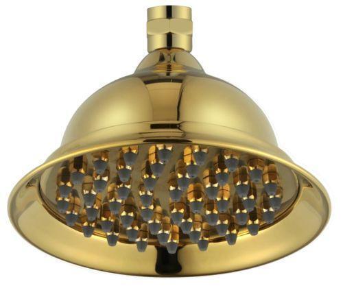 Gold Shower Head | eBay