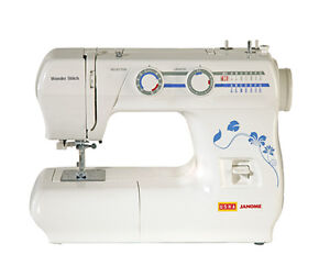 Usha Wonder Stitch Automatic Sewing Machine with 2 Year Manufacturer Warranty available at Ebay for Rs.10700