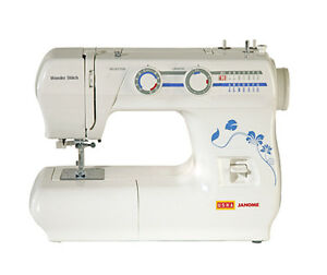 Usha Wonder Stitch Automatic Sewing Machine with 2 Year Manufacturer Warranty available at Ebay for Rs.10499