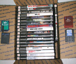 PS2- Playstation 2 Games For Sale
